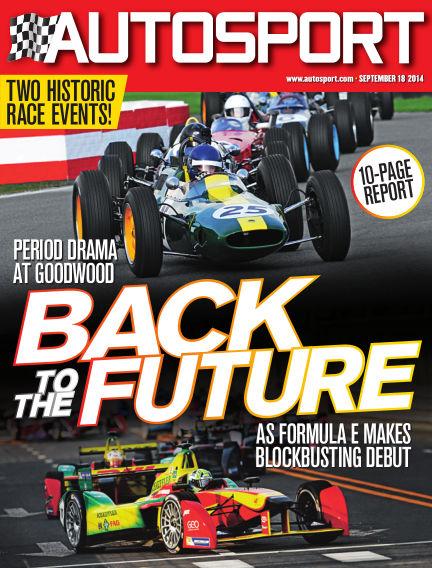 Autosport September 18, 2014 00:00