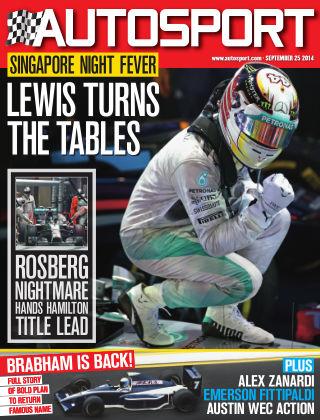Autosport 25th September 2014