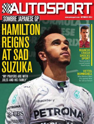 Autosport 9th October 2014