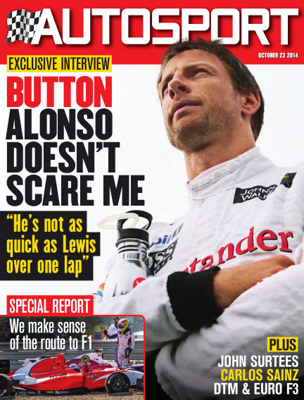 Autosport October 23, 2014 00:00