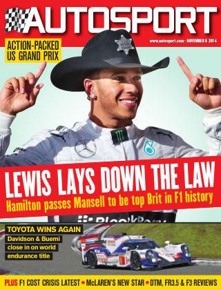 Autosport 6th November 2014