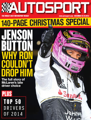 Autosport 18th December 2014