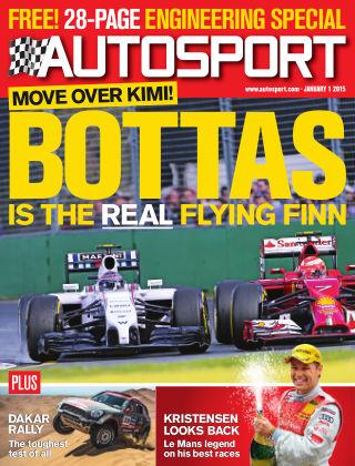 Autosport 1st January 2015