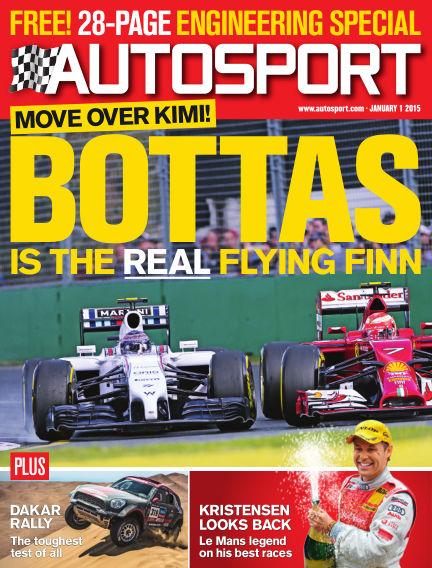 Autosport January 01, 2015 00:00