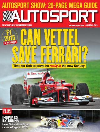 Autosport 8th January 2015