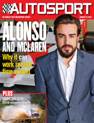 Autosport 22nd January 2015