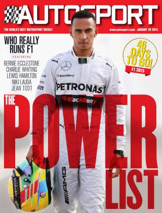 Autosport 29th January 2015