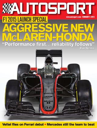 Autosport 5th February 2015