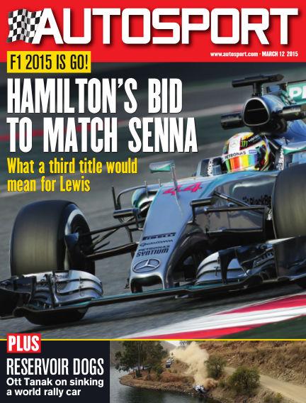 Autosport March 12, 2015 00:00