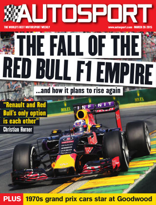 Autosport 26th March 2015