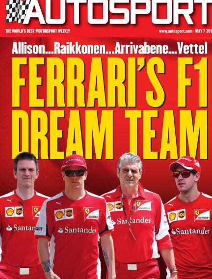 Autosport May 07, 2015 00:00