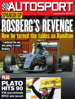 Autosport 14th May 2015