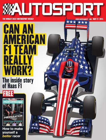 Autosport May 21, 2015 00:00