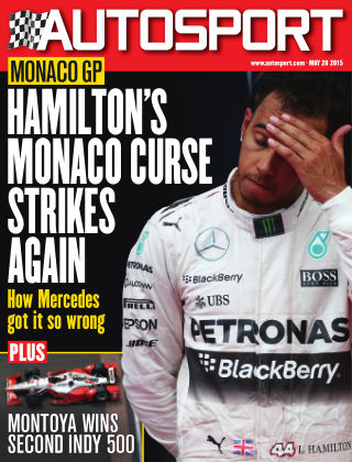 Autosport 28th May 2015