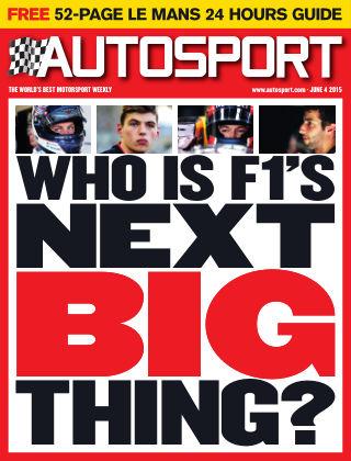 Autosport 4th June 2015