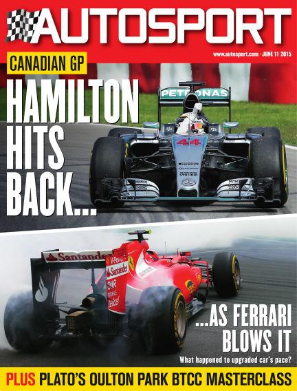 Autosport June 11, 2015 00:00