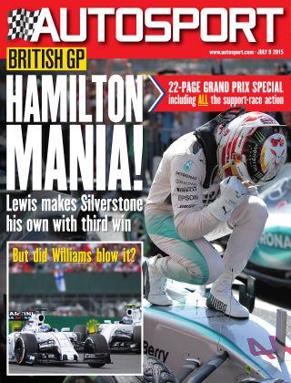 Autosport 9th July 2015