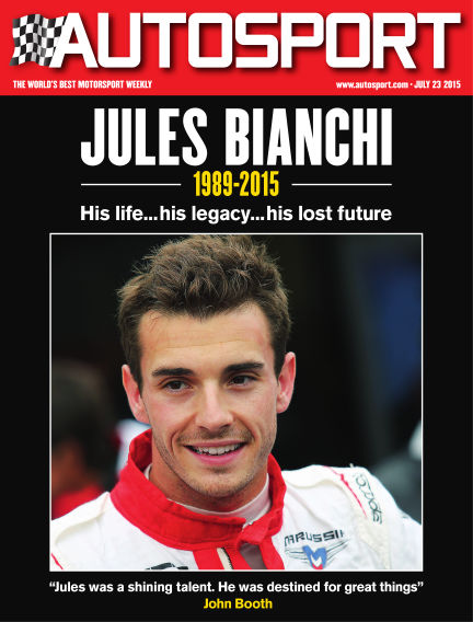 Autosport July 23, 2015 00:00