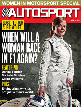 Autosport 6th August 2015