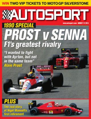 Autosport 13th August 2015