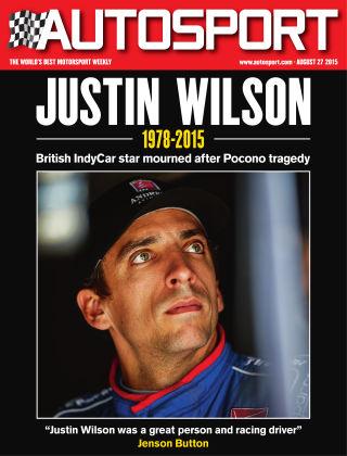 Autosport 27th August 2015