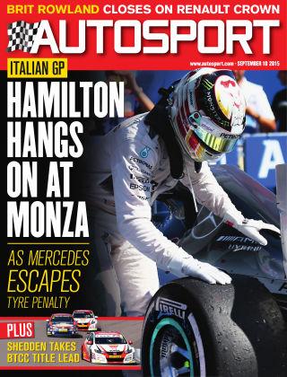 Autosport 10th September 2015