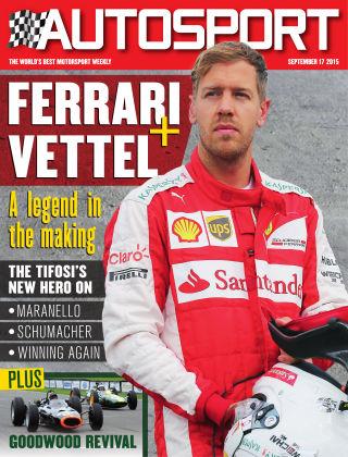 Autosport 17th September 2015