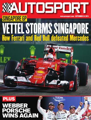 Autosport 24th September 2015
