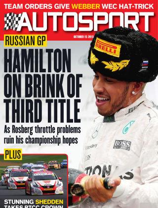 Autosport 15th October 2015