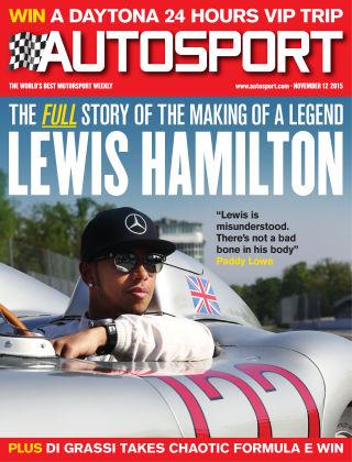 Autosport 12th November 2015