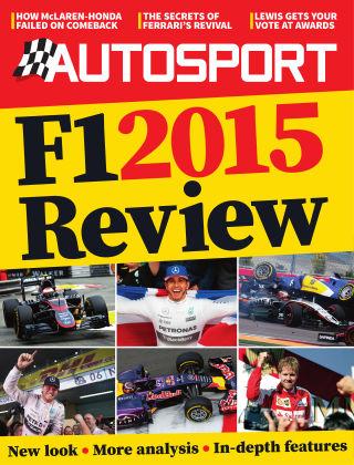 Autosport 10th December 2015
