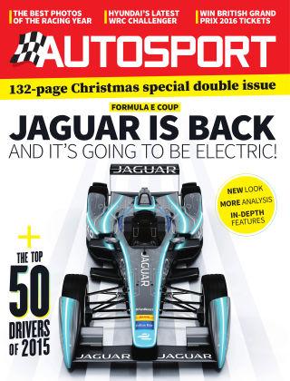 Autosport 17th December 2015