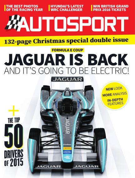 Autosport December 17, 2015 00:00