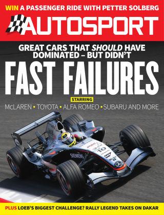 Autosport 31st December 2015