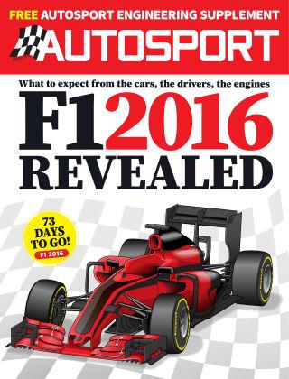 Autosport 7th January 2016