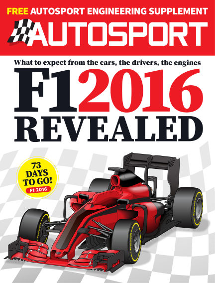 Autosport January 07, 2016 00:00