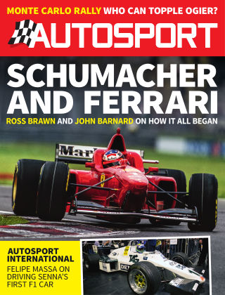 Autosport 21st January 2016
