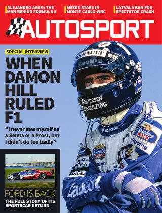 Autosport 28th January 2016