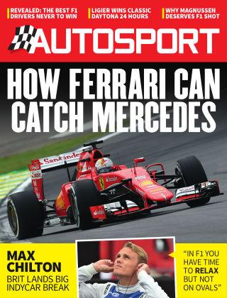 Autosport 4th February 2016