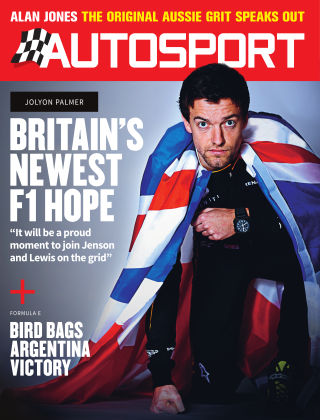 Autosport 11th February 2016