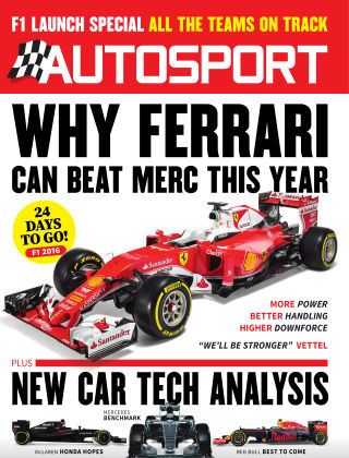 Autosport 25th February 2016
