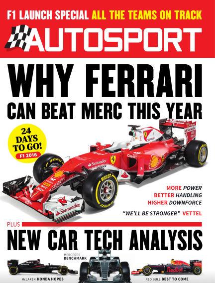 Autosport February 25, 2016 00:00