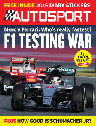 Autosport 3rd March 2016