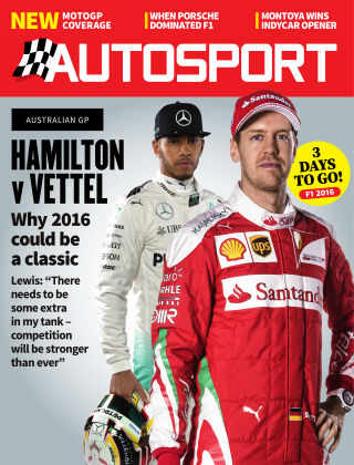 Autosport 17th March 2016