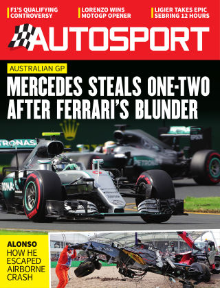 Autosport 24th March 2016