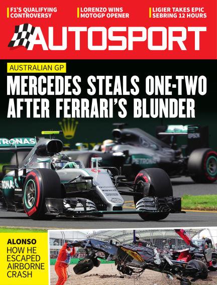 Autosport March 24, 2016 00:00