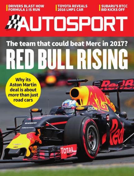 Autosport March 31, 2016 00:00