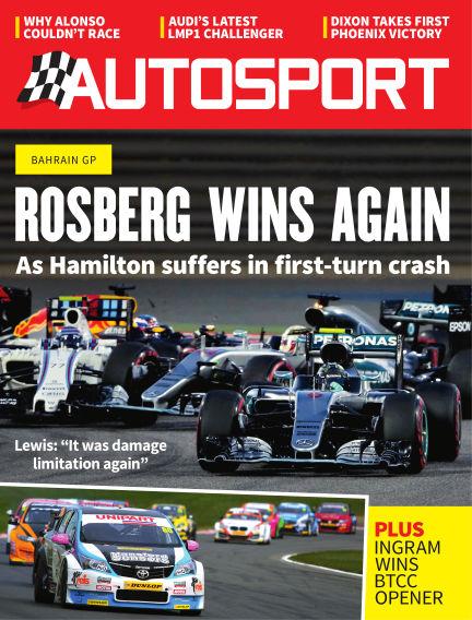 Autosport April 07, 2016 00:00