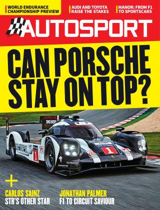 Autosport 14th April 2016