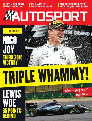 Autosport 21st April 2016